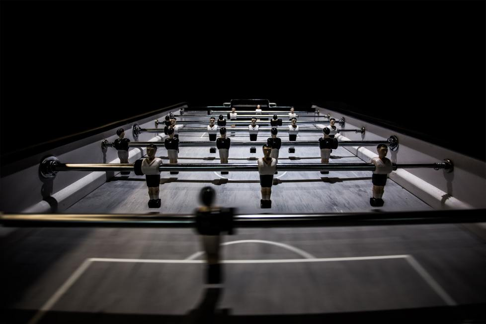 El encuentro a través del deporte: el fútbol de salón