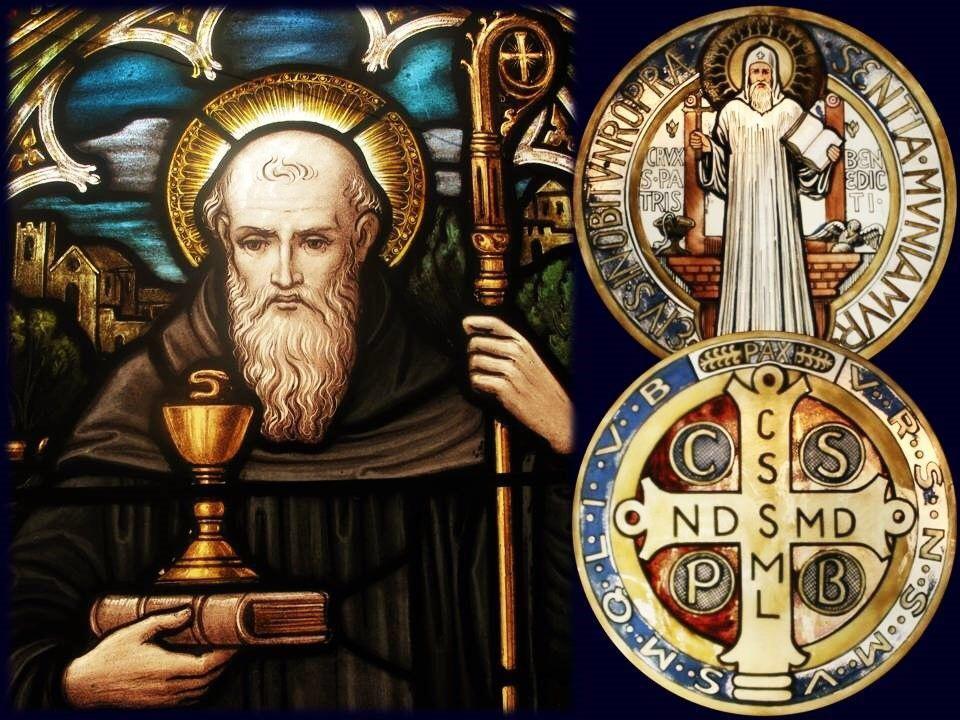 San Benito y el principio de la unidad